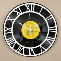 DIY Clock Kit for Records - Movement, Hands, Clock Face