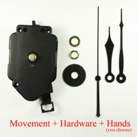 5mm Pendulum Clock Movement (includes hands)