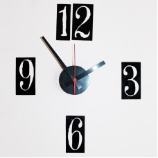 DIY Clock Kit - movement, hands, case, numbers